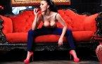 Индивидуалки Киева:Ангелина REAL  анальный секс