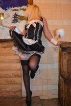 Индивидуалки Киева:Маша делает копру