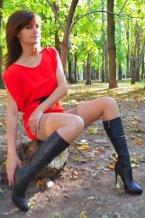 Индивидуалки Киева:ВИКА целует
