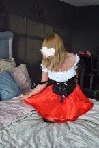 Индивидуалки Киева:Алиса трясет задом